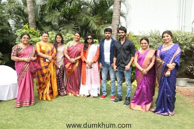 Gundamma to take up the Kabaddi Challenge in Zee Kannada's Brahmagantu
