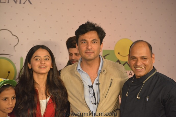 "On the occasion of Children's Day, Smile Foundation present ""Cook for Smile"" with Chef Vikas Khanna"