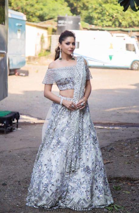 Kanika Kapoor in Om Shanti Om Finale (3)