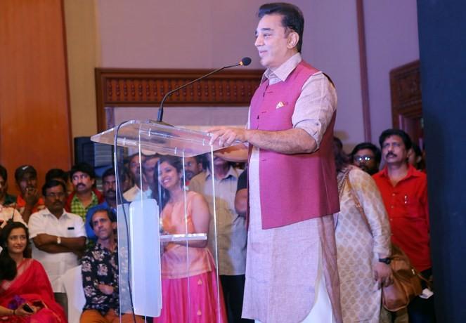 MR KAMAL HAASAN BIRTHDAY PRESS MEET IN CHENNAI