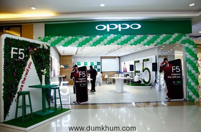 Mumbai R-city mall OPPO Store
