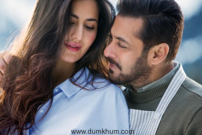 Salman and Katrina Romance in Austria!