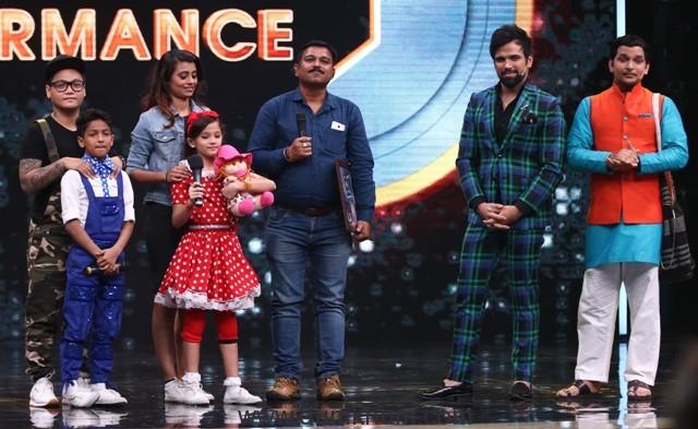 Shagun Singh Makes Iffran Khan Proud on SDC2
