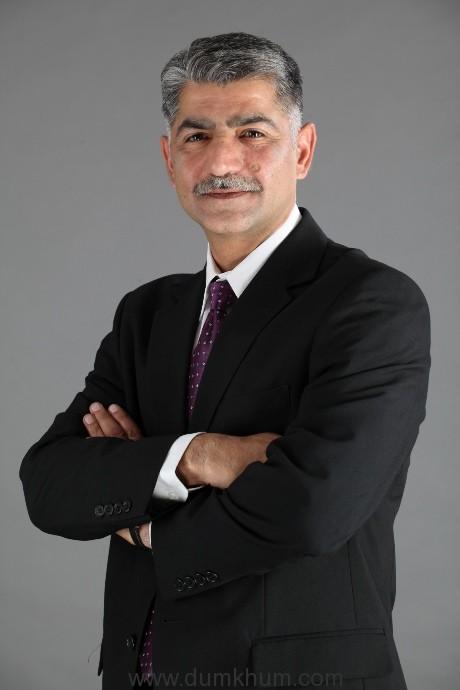 Siddharth Jain, Managing Director, South Asia, Turner Internatinal India