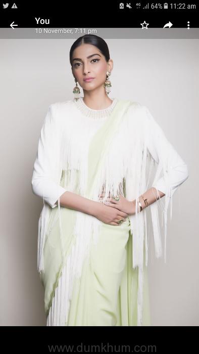 Sonam Kapoor in Singapore to Celebrate Impact of Giving !