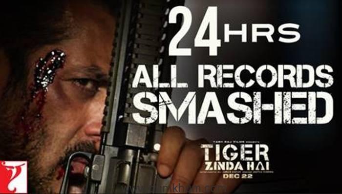 Tiger's Roar Breaks The Internet!