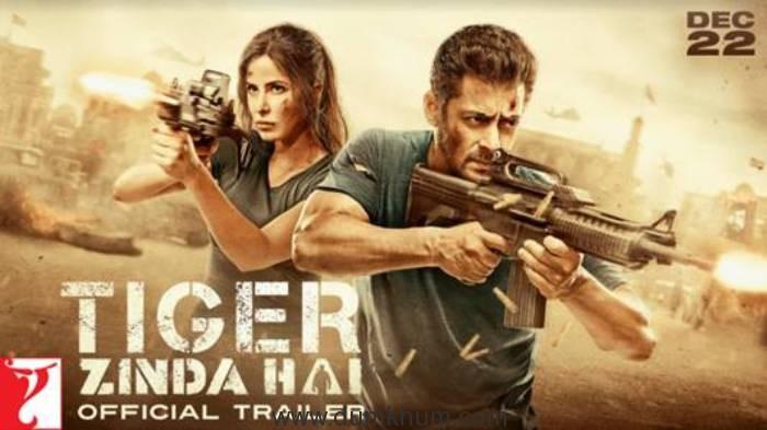 Tiger Zinda Hai Trailer launched!