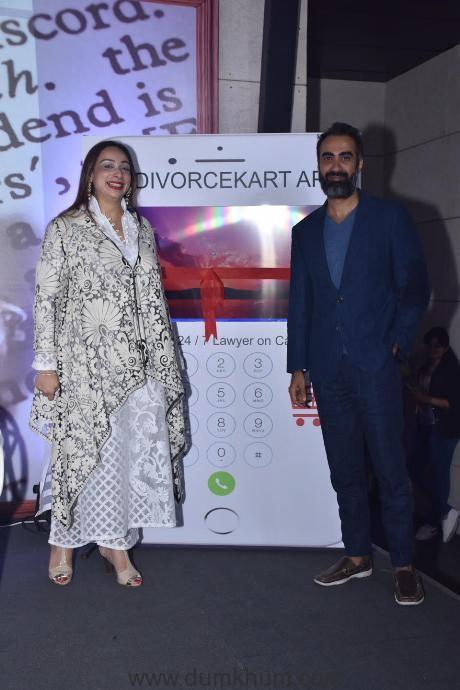 Vandana Shah & Ranvir Shorey - Divorcekart
