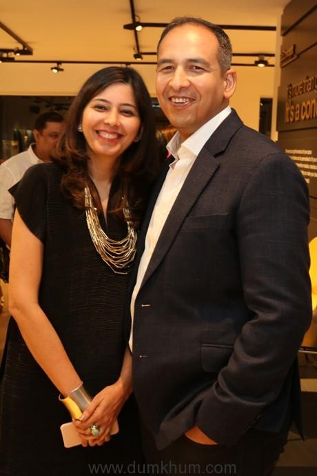 2 Navin & Ekta Khanna of Bo Concept