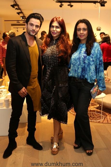 6 actor Sahil Salghatia, Suchitra Krishnamoorthy, Nisha JamVwal sm