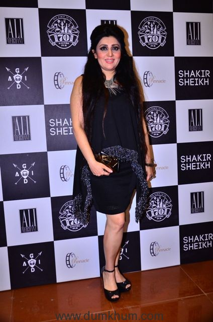 Archana Kochhar @ The Launch of 1701 Gastropub in Juhu