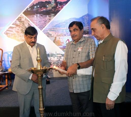 Ganga to be free of solid and liquid waste ----Nitin Gadkari