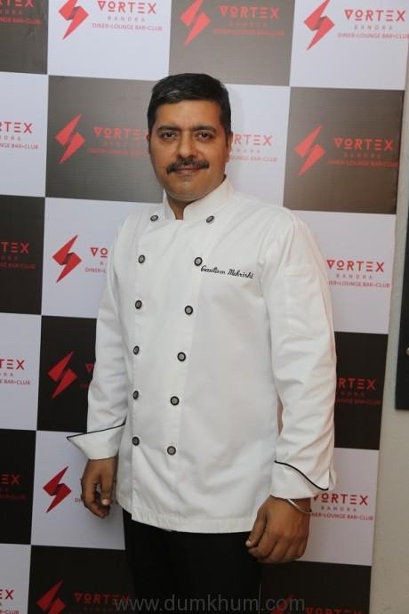 Gautam Mehrishi_Chef@VORTEX