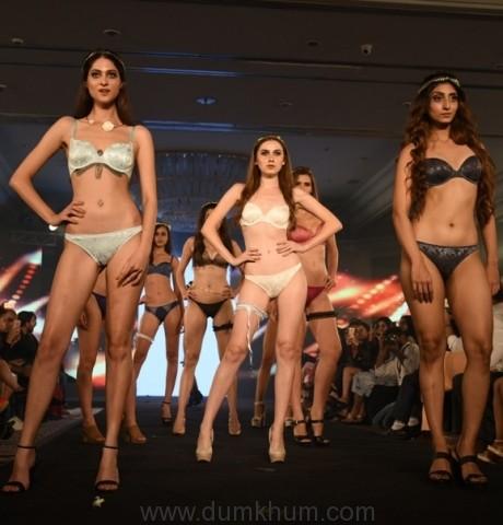 Models walk the ramp at IIFW_Season_1