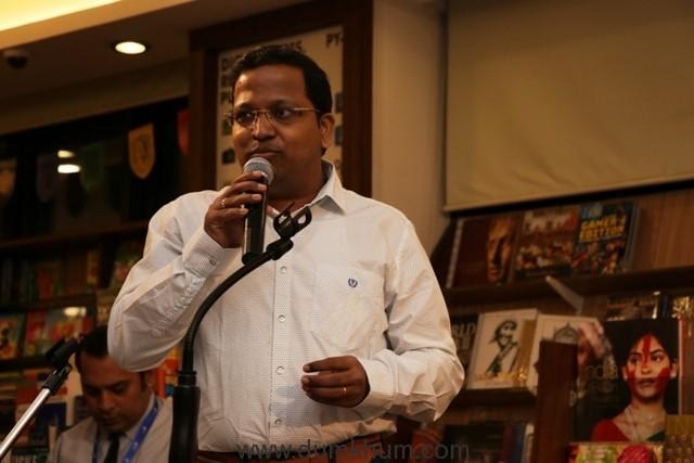 Mr Bhibu Dutta Rout Co Founder StoryMirror