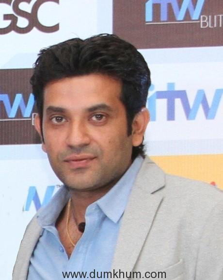 Mr. Sidharth Ghosh, CEO, ITW Playworx.