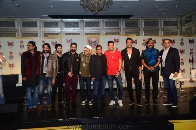 Swarathma,Siddharth Mahadevan, Soumil, Ishq Bector, Amrit Thomas, Salim, Sulaiman,Mame Khan and Sameer Bangara