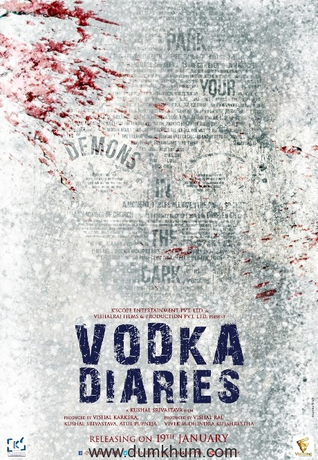 Vodka Diaries first teaser poster is here!!