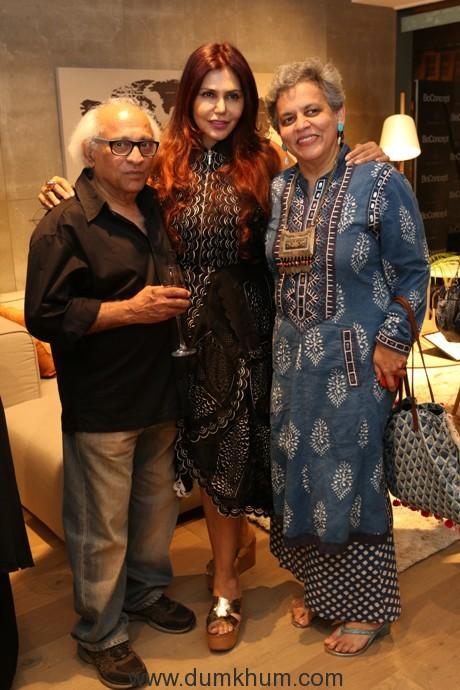 Vrindavan Solanki, Brinda Miller, Nisha JamVwal