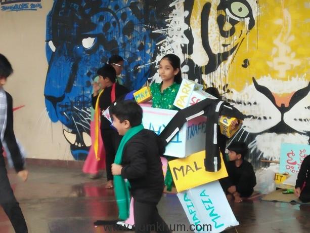 Zee Kannada's Drama Juniors perform Beedhi Nataka on reviving Namma Bengaluru