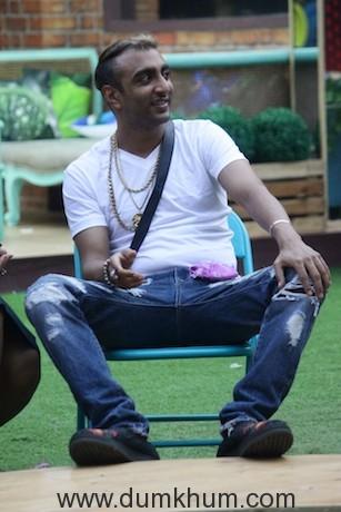 Akash Dadlani in Bigg Boss 11 (3840x2560)