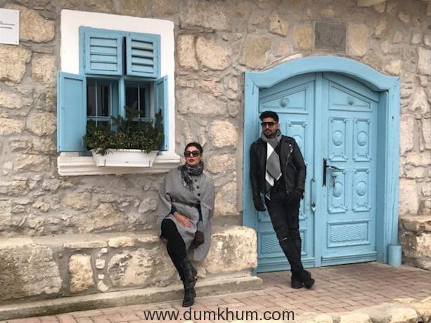 Gurmeet Choudhary and Debina Bonnerjee backpack through Europe! -