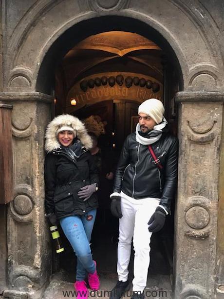 Gurmeet Choudhary and Debina Bonnerjee backpack through Europe! -2