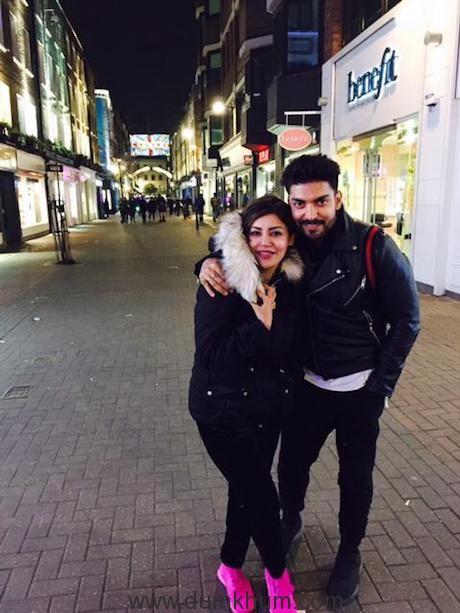 Gurmeet Choudhary and Debina Bonnerjee backpack through Europe