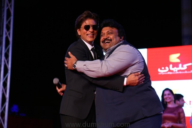 SRK with Tamil Actor Prabhu Ganesan