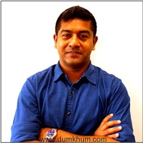 Supratik Sen (CEO of U Sports and Co-founder of UCypher)