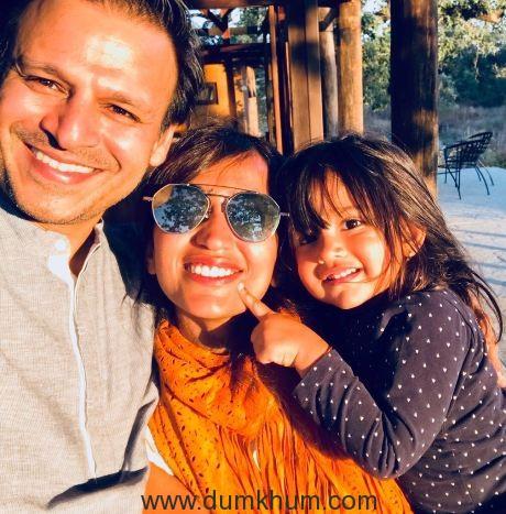 Vivek Oberoi on a holiday spree-