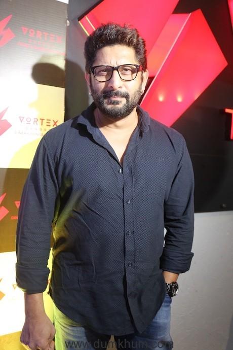 Arshad Warsi at VORTEX BANDRA