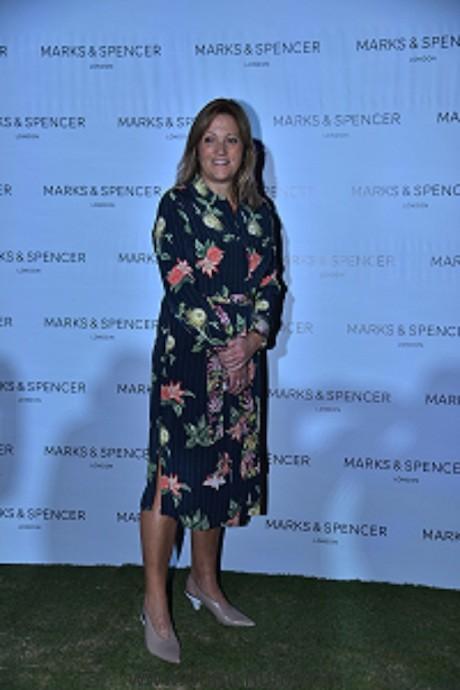 Belinda Earl Style Director Global Marks & Spencerl