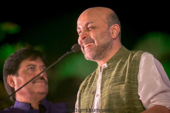 Jagjit Singh's 77th birthday celebration event -