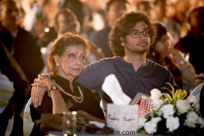 Jagjit Singh's 77th birthday celebration event -1
