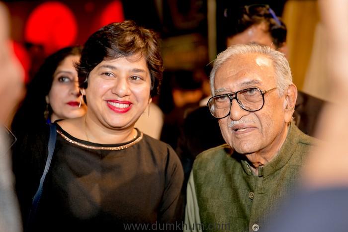 Jagjit Singh's 77th birthday celebration event -5