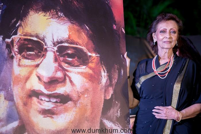 Jagjit Singh's 77th birthday celebration event -7