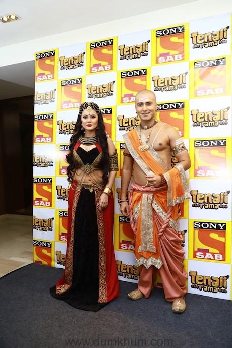 Tenali Rama's Vishkanya visits Delhi