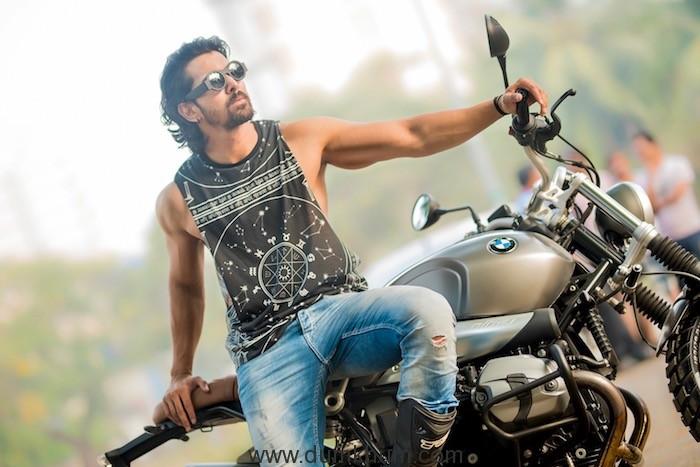 Harshvardhan Rane to endorse an international motorbike brand-