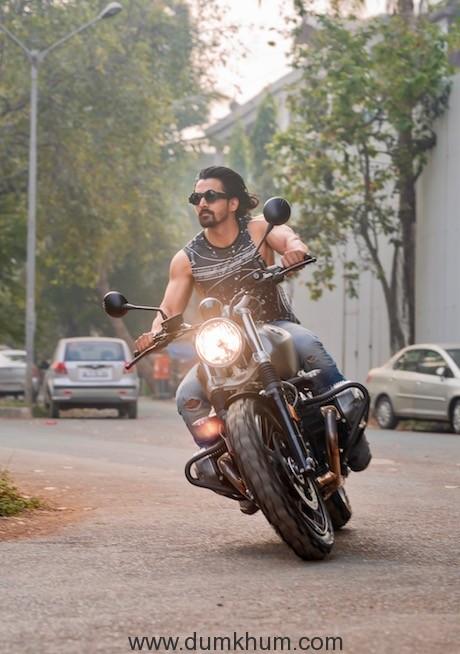 Harshvardhan Rane to endorse an international motorbike brand