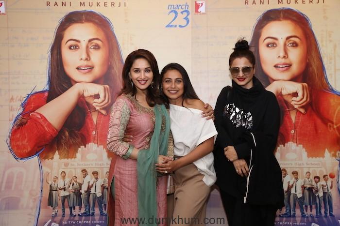 Rani Mukerji's Hichki has been the toast of content film loving audiences.