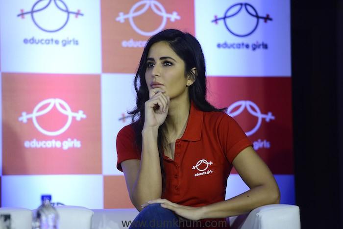 Katrina Kaif, Ambassador for Educate Girls (2)