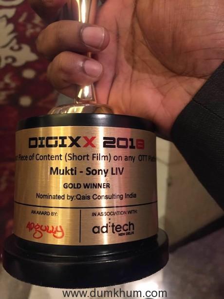 Milind Soman starrer & Manu Chobe's directorial 'Mukti - Birth of a Nation' wins hearts & awards -