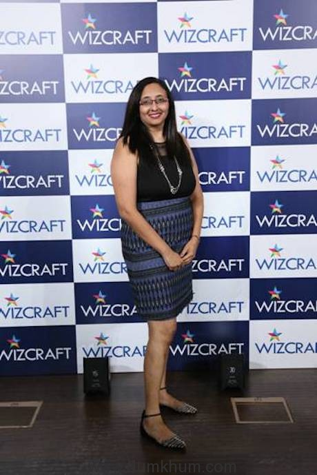 Niyati Vora, Vice President - Brand Activation, Wizcraft International