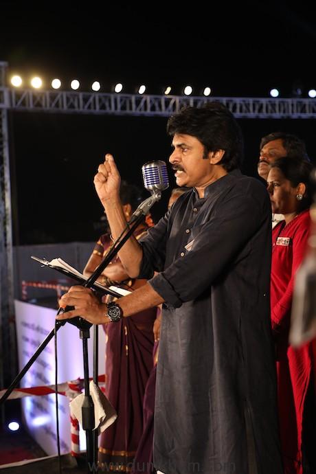 Shri Pawan Kalyan, formed his political party, JanaSena-