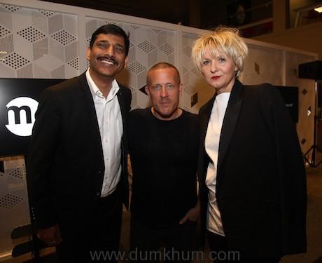 Tarun Pandey, Scott Schuman & Diana Marian Murek
