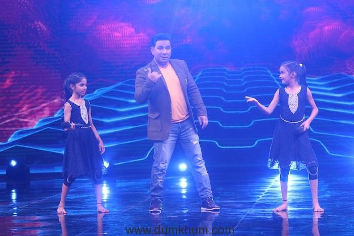 The Grand Premiere of &TV's new show High Fever.. Dance Ka Naya Tevar_Judges- Lara Dutta, Dana Alexa and Ahmed Khan (6)