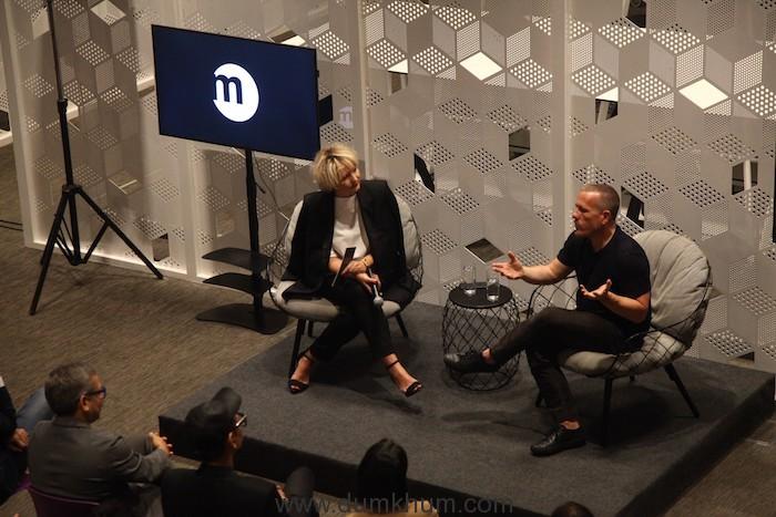 The Sartorialist, Scott Schuman & Diana Marian Murek in Conversation at Istituto Marangoni