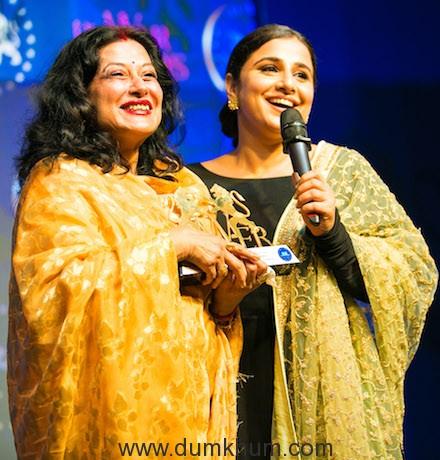 Vidya Balan, Rajkumar Rao sweeps the prestigious & most transparent Powerbrand-Bollywood Film Journalists Awards!!