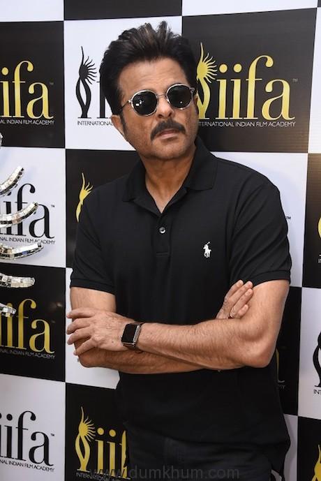 Anil Kapoor at IIFA Voting Weekend 2018